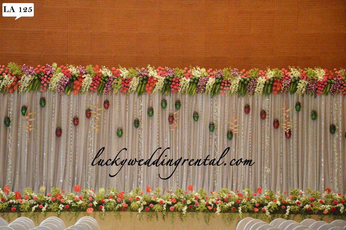 Lanterns Decorations | On Rent | Lucky Wedding Rental