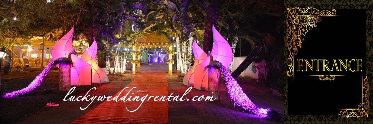 Lucky wedding rentals rent all wedding material in bangalore lucky wedding rental junglespirit Gallery