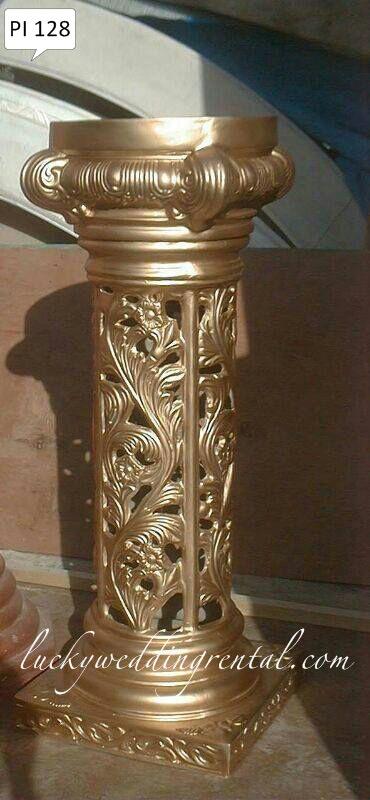 Lucky Wedding Al Pillars Decoration